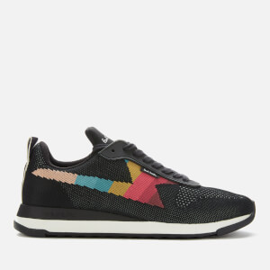 Paul Smith Women's Rocket Recycled Mesh Running Style Trainers - Black