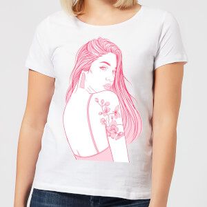 Girl Power Women's T-Shirt - White