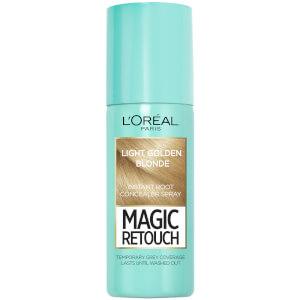L'Oréal Paris Magic Retouch Instant Root Concealer Spray - Light Golden Blonde (75 ml)
