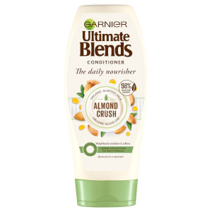 Garnier Ultimate Blends Almond Milk Normal Hair Conditioner 360ml