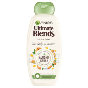 Garnier Ultimate Blends Almond Milk Normal Hair Shampoo 360ml