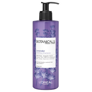 L'Oréal Paris Botanicals Lavender Fine Hair Shampoo 400ml