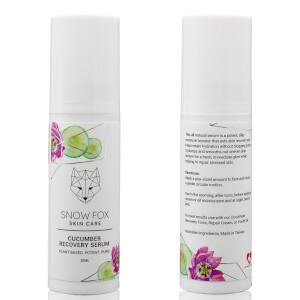 Snow Fox Cucumber Recovery Serum 30ml