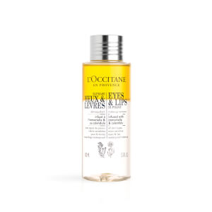 L'Occitane Lips and Eyes Bi-Phasic Makeup Remover 100ml