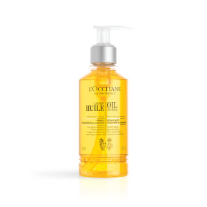 L'Occitane Cleansing Oil-to-Milk 200ml