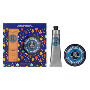 LOccitane Holiday Nourishing Shea Butter Set