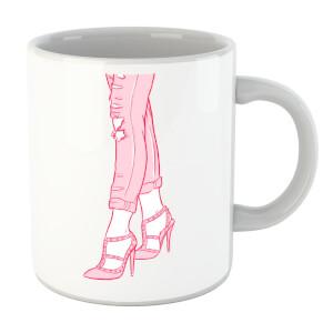 Heels And Jeans Mug
