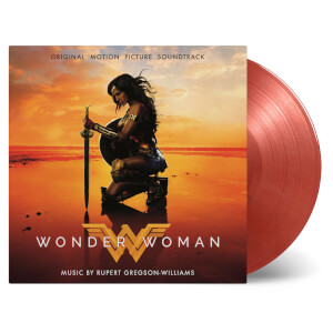 Music On Vinyl - Wonder Woman (Soundtrack)