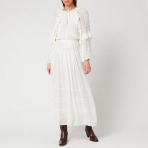 Isabel Marant Étoile Women's Justine Dress - White