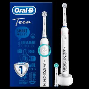 Teen Elektrische Tandenborstel Wit