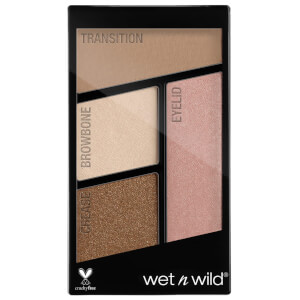 wet n wild coloricon Eyeshadow Quads - Walking on Eggshells 4.5g