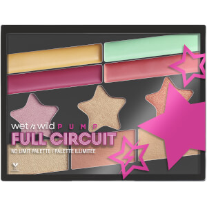 wet n wild Full Circuit Palette - Warm up