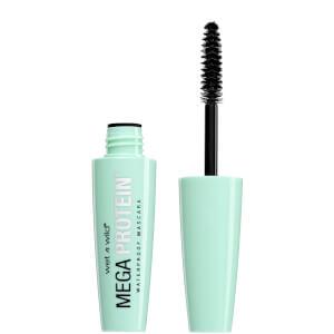 wet n wild Mega Protein Waterproof Mascara - Very Black 6ml