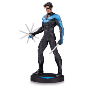 Statuette Nightwing par Jim Lee – DC Designer Series