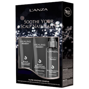 L'Anza Healing Remedy Holiday Trio