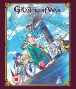 Record Of Grancrest War Part 2