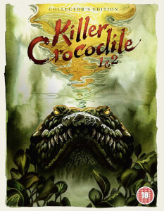 Killer Crocodile / Killer Crocodile 2 Boxset