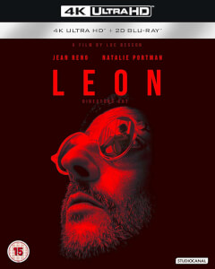 Leon: Director's Cut - 4K Ultra HD