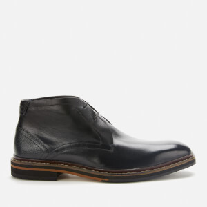 Ted Baker Men's Crint Leather Desert Boots - Black