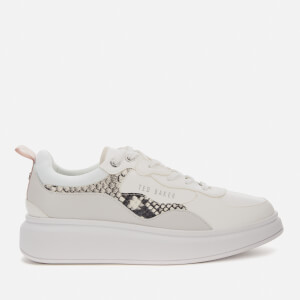 Ted Baker Women's Arellis Chunky Trainers - White