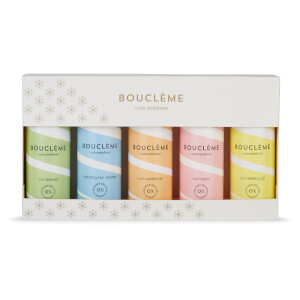 Bouclème Elements Discovery Collection 5 x 100ml - Christmas