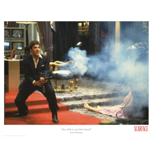 Scarface Limited Edition Art Print