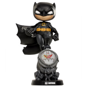 Iron Studios DC Comics Mini Co. PVC Figure Batman 19 cm - Zavvi Exclusive Colour Variant