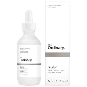 "The Ordinary Supersize ""Buffet"" Multi-Technology Peptide Serum 60ml"