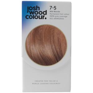 Josh Wood Colour 7.5 Mid Blonde Colour Kit