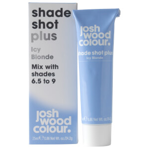 Josh Wood Colour Shade Shot Plus Icy Blonde Toner 25ml
