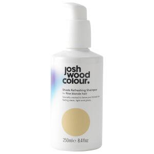 Josh Wood Colour Fine Blonde Refreshing Shampoo 250ml