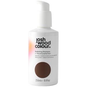Josh Wood Colour Fine Brunette Radiating Shampoo 250ml
