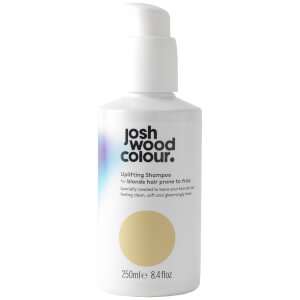 Josh Wood Colour Frizzy Blonde Uplifting Shampoo 250ml