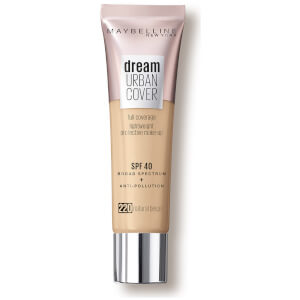 Maybelline Dream Urban Cover Liquid Foundation (Various Shades)