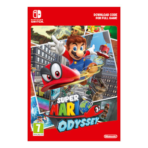Super Mario Odyssey - Digital Download