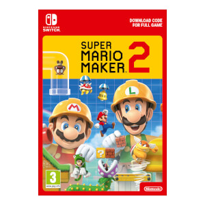 Super Mario Maker 2 - Digital Download