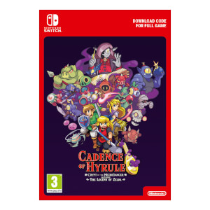 Cadence of Hyrule - Crypt of the NecroDancer Featuring The Legend of Zelda - Digital Download
