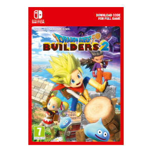 DRAGON QUEST BUILDERS 2 - Digital Download