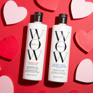 Color WOW Color Security Shampoo and Conditioner 500ml Bundle (Worth £62.00)