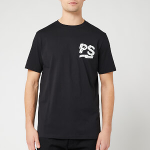 PS Paul Smith Men's Regular Fit T-Shirt - Black