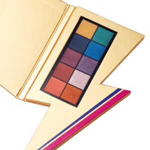 3INA Makeup Glam Rock Eyeshadow Palette 10g
