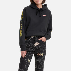 Levi's X Star Wars Women's Graphic Sport Hoodie - Androids Black