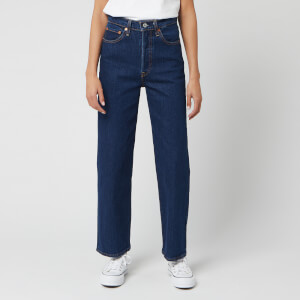Levi's Women's Ribcage Straight Ankle Jeans - Lifes Work