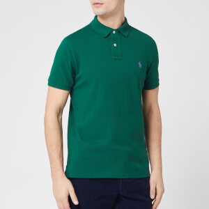 Polo Ralph Lauren Men's Custom Slim Fit Polo Shirt - New Forest
