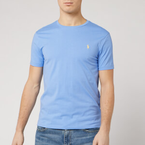 Polo Ralph Lauren Men's Short Sleeve Crew Neck T-Shirt - Cabana Blue