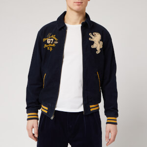 Polo Ralph Lauren Men's Varsity Cord Jacket - Aviator Navy