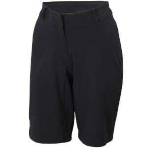 Sportful Giara Women's Over Shorts - Black