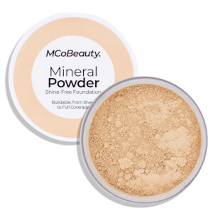 MCoBeauty Mineral Powder Shine Free Foundation - Classic Ivory 5g