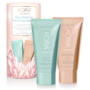 Kora Organics Magic Mask Duo (Worth $39.90)