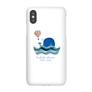 I Whale Always Love You Phone Case for iPhone and Android